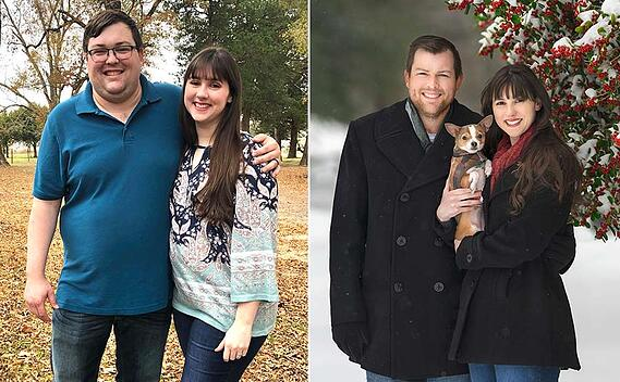Monroe couple's transformation