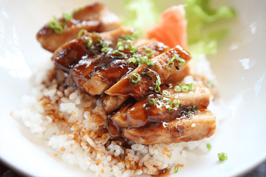 Zesty and Delicious Chicken Bowl