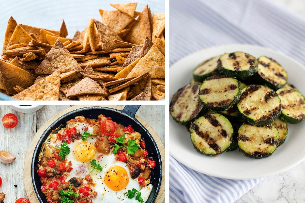3 recipes using the Profile BBQ and spice blends.