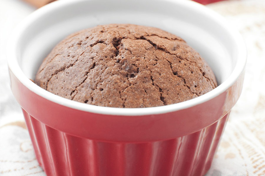 Dark Chocolate Avocado Cake