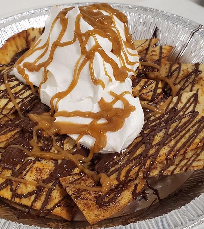 Profile by Sanford Dessert Nachos Recipe