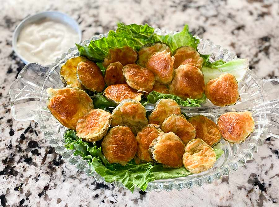 Profile by Sanford Fried Pickles Recipe
