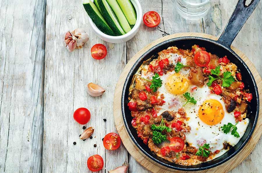 Huevos Rancheros Recipe image