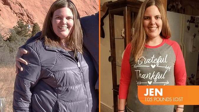Jen Preston's Profile by Sanford Weight Loss Story