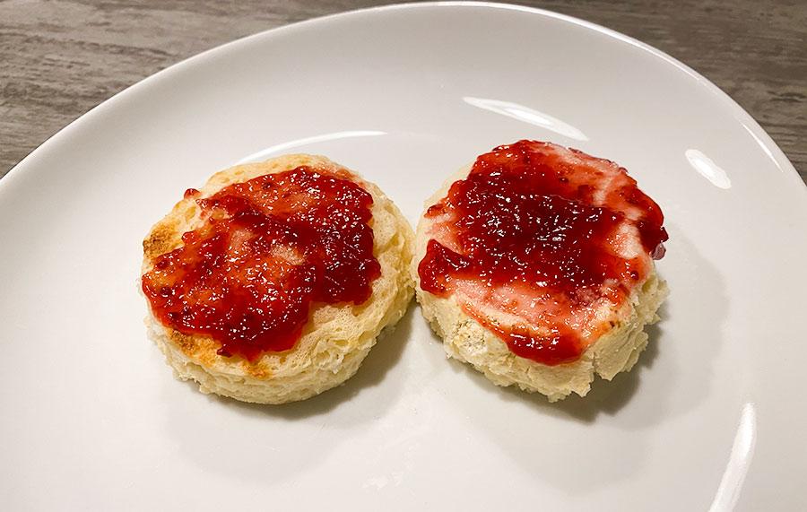 Profile by Sanford Mug Pancakes Recipe