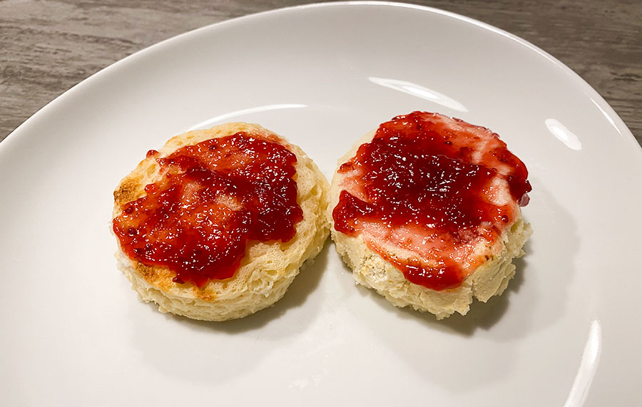 Healthy and Delicious Mug Pancakes