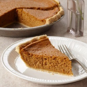 Pumpkin Crock Pot Cake