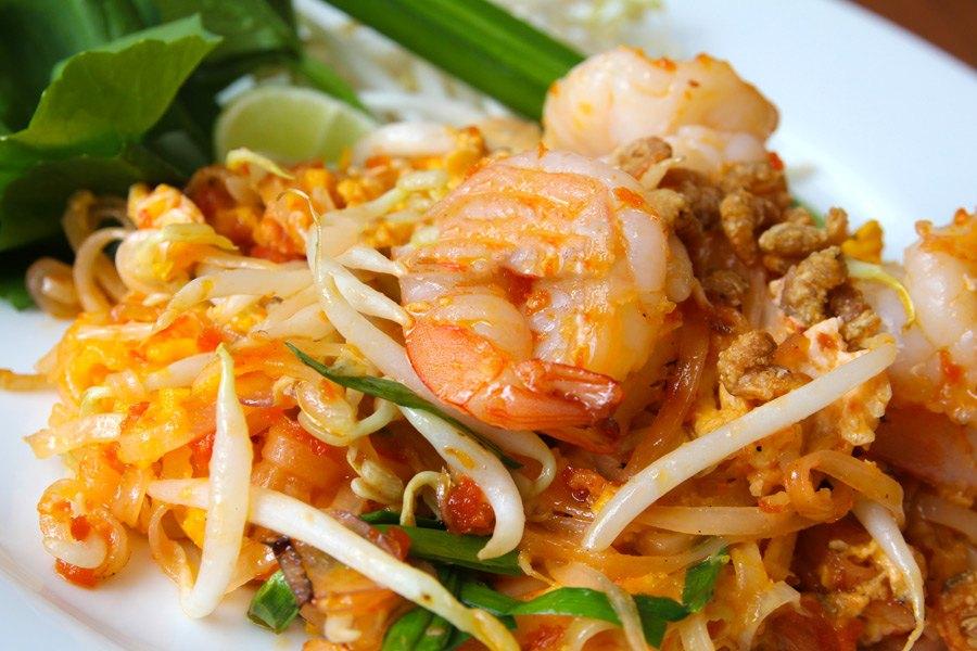 Shrimp Pad Thai | Profile By Sanford