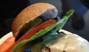 Beef & Veggie Summer Sliders