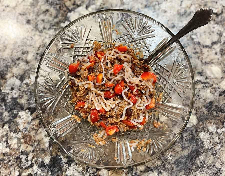 Healthy and Delicious Spaghetti