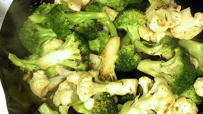 Tasty Veggie Stir Fry