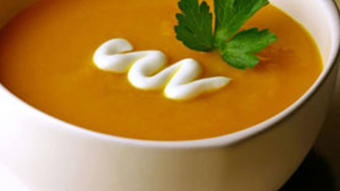 Profile Thai Pumpkin Soup