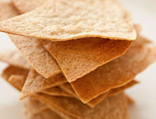 Low-Carb tortilla chips